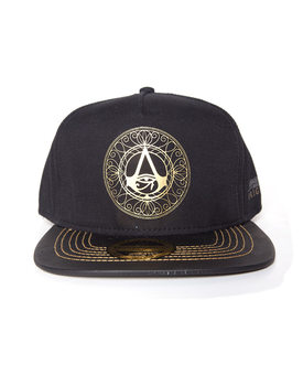 Cap Assassin's Creed Origins - Gold Crest Adjustable Cap