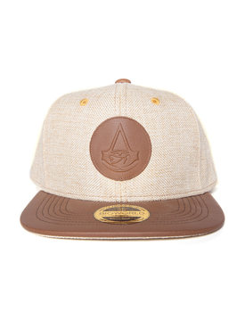 Cap  Assassin's Creed Origins - Logo Canvas Snapback