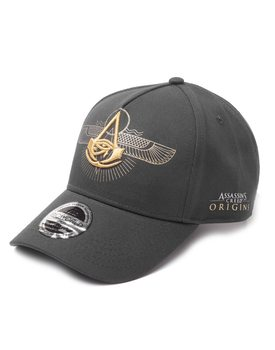 Cap Assassin's Creed - Origins Logo Curved Bill