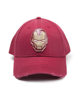 Cap Avengers - Iron Man Copper Badge