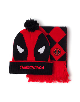 Cap  Deadpool - Chimichanga