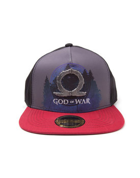 Cap  God Of War - Sublimation Print