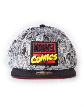 Cap Marvel Comics - AOP