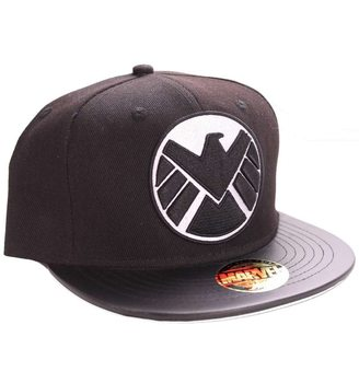 Cap Marvel - Shield Logo