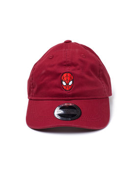 Cap  Marvel - Spiderman Head