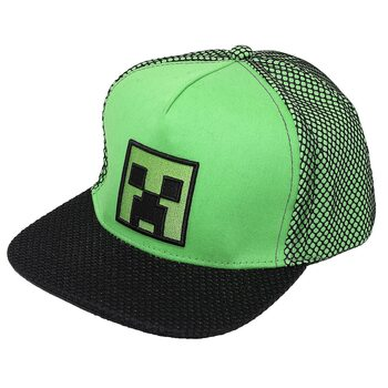 Cap Minecraft - High Build Embroidery