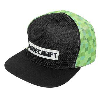 Cap Minecraft - Logo
