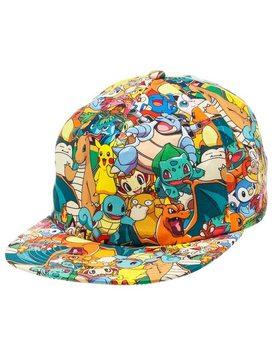 Cap Pokémon - Pikachu and Friends