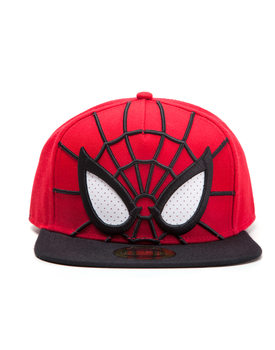 Cap  Spiderman - 3D