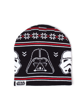 Cap  Star Wars - Darth Vader And Stormtrooper Beanie