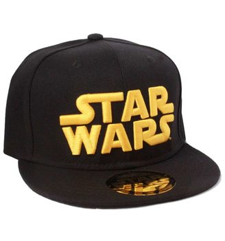 Cap Star Wars - Logo