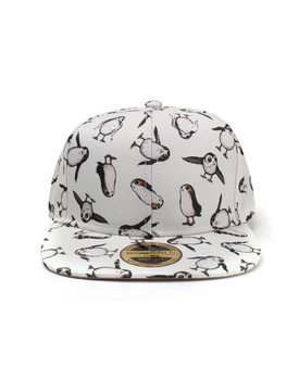 Cap Star Wars The Last Jedi - All Over Porgs Snapback