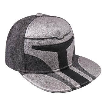 Cap Star Wars: The Mandalorian - Helmet