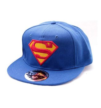 Cap Superman - Logo