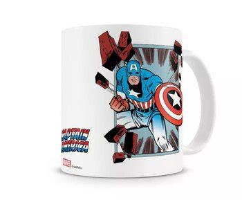 Muki Captain America - Comic Strip