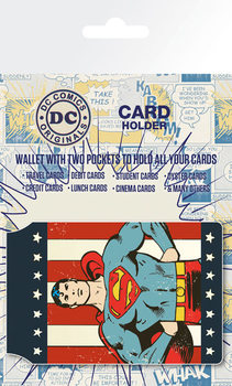 DC Comics - Retro Superman Card Holder