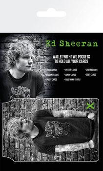 Card holder Ed Sheeran - Skull