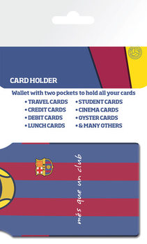 Card holder FC Barcelona - Messi Shirt