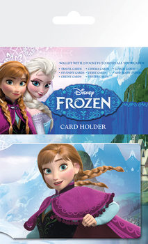 Card holder Frozen - Anna