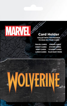 Marvel Extreme - Wolverine Card Holder