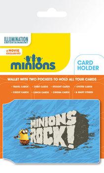 Card holder Minions - Rock