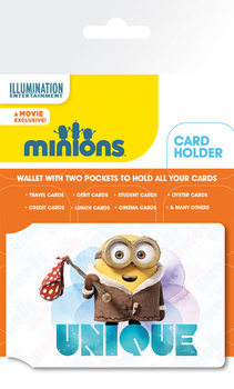 Card holder Minions - Unique