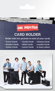 One Direction - Amps Card Holder