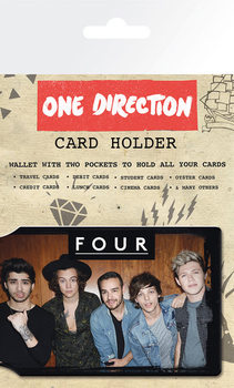 One Direction - Four Card Holder