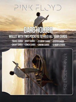 Pink Floyd - The Endless River Card Holder