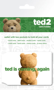 Ted 2 - Logo Card Holder
