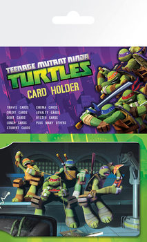 Teenage Mutant Ninja Turtles - Sewers Card Holder
