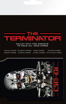 TERMINATOR - endoskeleton Card Holder