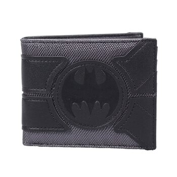 Carteira Batman - Black Logo