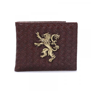 Carteira  Game of Thrones - Lannister