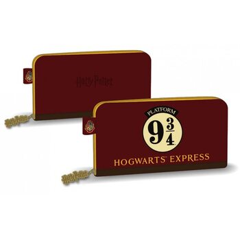 Carteira Harry Potter - 9 3/4 Hogwarts Express
