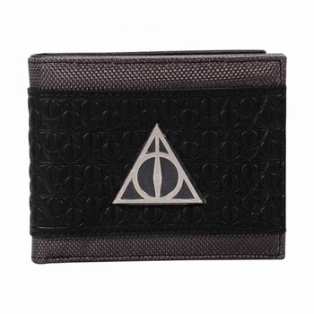 Carteira  Harry Potter - Deathly Hallows