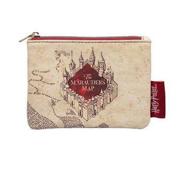 Carteira Harry Potter - Marauders Map