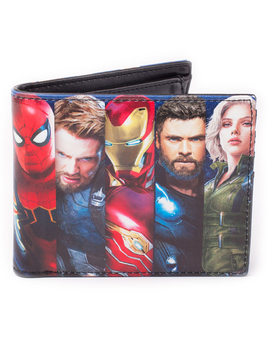 Carteira  Marvel - Infinity War Bifold