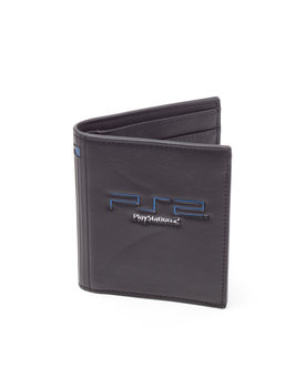 Carteira PlayStation 2 - Bifold Logo