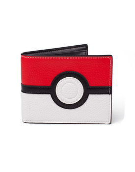 Carteira  Pokemon - Pokeball