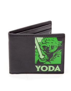 Carteira  Star Wars - Master Yoda