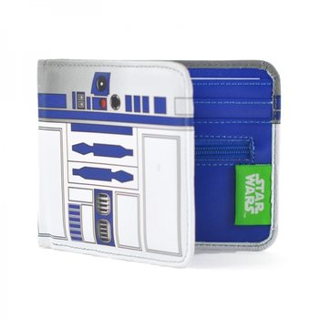 Carteira  Star Wars - R2-D2