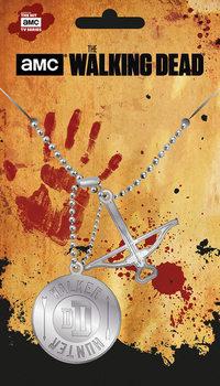 Chapa de identificação The Walking Dead - Walker Hunter Pendant