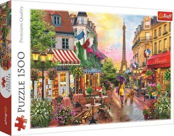 Puzzle Charmig Paris