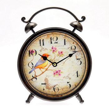 Design Clocks - Bird Clock