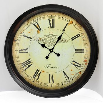 Design Clocks - France Clock