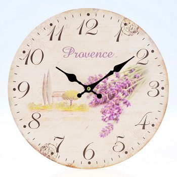 Design Clocks - Lavender Clock