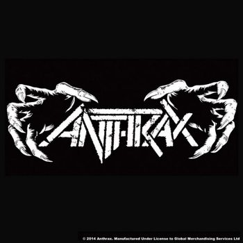 Anthrax – Death Hands Coaster
