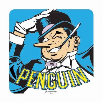 Batman - Penguin Coaster