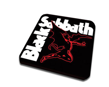 Black Sabbath - Daemon Coaster